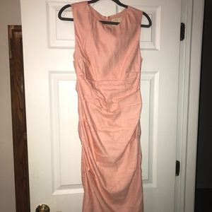 4da6df3e8e Nicole Miller Dresses - LIKE NEW Nicole Miller Lauren Stretch Linen Dress